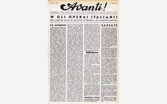 Avanti!_20 Marzo 1944