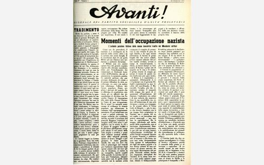 Avanti!_20 Settembre 1943