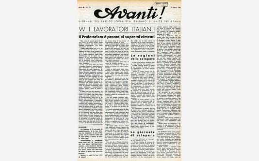 Avanti!_4 Marzo 1944
