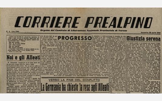 Corriere Prealpino_29 Aprile 1945