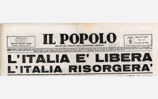 Il Popolo_26 Aprile 1945