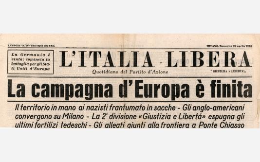 L'Italia Libera_29 Aprile 1945