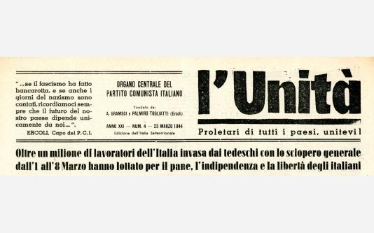 L'Unità_23 Marzo 1944