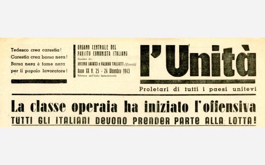 L'Unità_24 Dicembre 1943