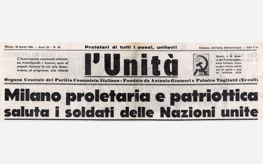 L'Unità_30 Aprile 1945