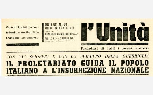 L'Unità_5 Dicembre 1943