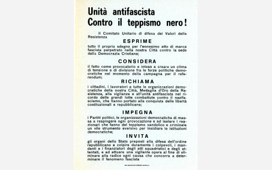 Unità antifascista_1974