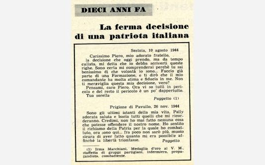 calendario del popolo_8 marzo 1954
