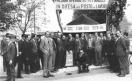 Magneti Marelli - Presidio operaio davanti alla fabbrica in difesa del posto di lavoro_1965