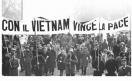 Manifestazione per la pace in Vietnam_1973